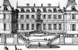 Château de Versailles sous LOUIS XIII